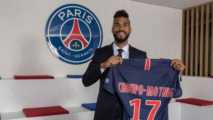 PSG khiến tất cả bất ngờ khi ký hợp đồng với Choupo-Moting vào mùa Hè năm 2018