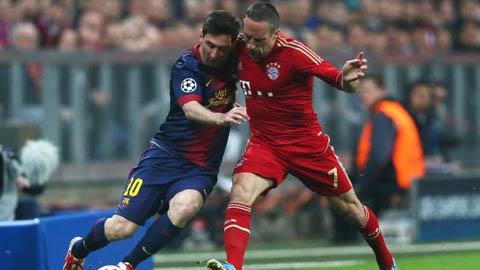 Những chứng nhân lịch sử từng trải qua màn hủy diệt Barca 7-0 của Bayern