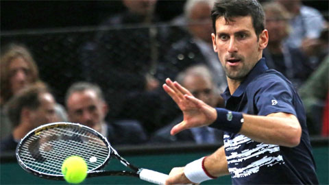 Djokovic dự Cincinnati Masters và US Open 2020