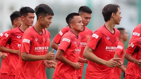 HLV Park Hang Seo bất ngờ thay cầu thủ ở ĐT U22 Việt Nam