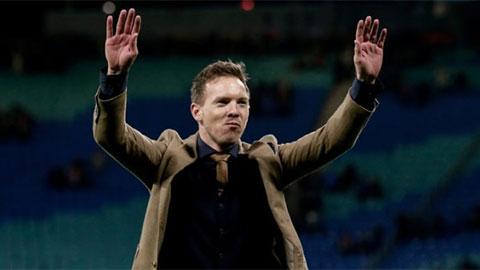 RB Leipzig và HLV Nagelsmann đi vào lịch sử Champions League