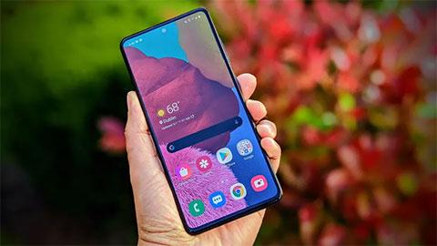 Samsung Galaxy A51 với chip Exynos 9611, 8GB RAM, pin 4000mAh giảm giá cực sốc tại VN