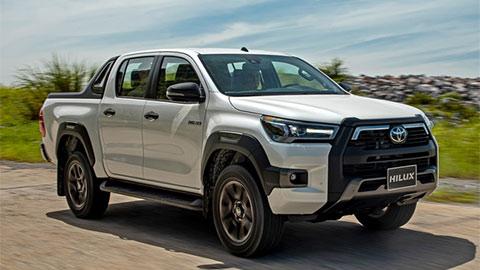 Toyota Hilux 2020 ra mắt tại VN với kiểu dáng hầm hố, giá hơn 600 triệu, đấu Ford Ranger, Mitsubishi Triton