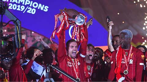 Henderson giành danh hiệu xuất sắc nhất nội bộ Liverpool