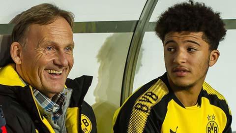 Scholes và Hagreaves tố Dortmund đang 'vòi tiền' vụ Sancho