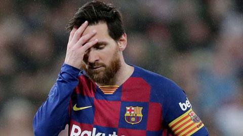 Barca khó vô địch Champions League vì cái dớp lịch sử