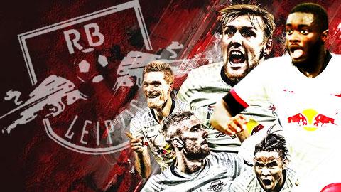 RB Leipzig & hành trình thăng tiến chóng mặt sau hơn 10 năm