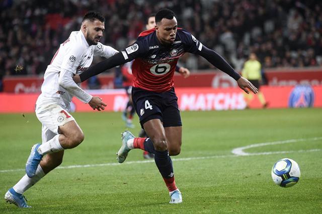 Lille muốn bán Gabriel với giá cao
