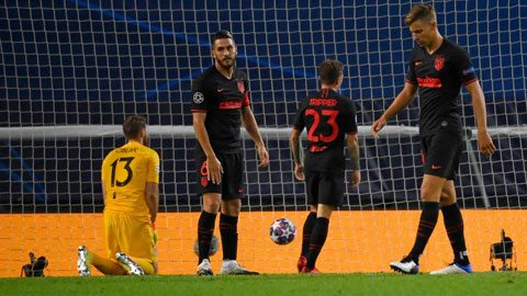Atletico thua vì  'lời nguyền sân trung lập'