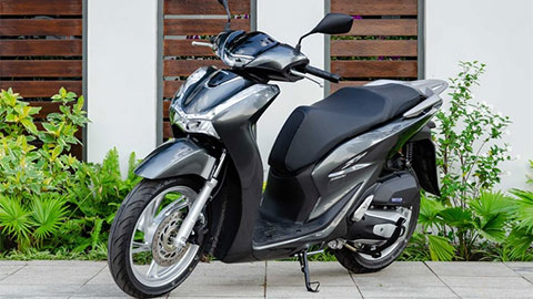 Honda SH 125, SH 150 2020 đẹp mê ly, có giá bán ra sao trong tháng 8?