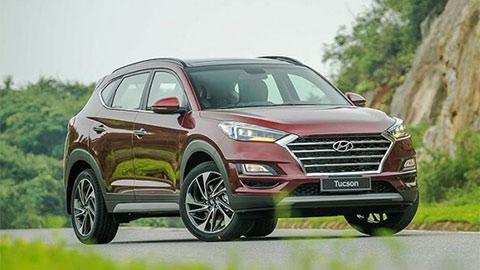 Hyundai Tucson giá mềm, bất ngờ hạ knock-out cả Mazda CX-5 lẫn Honda CR-V