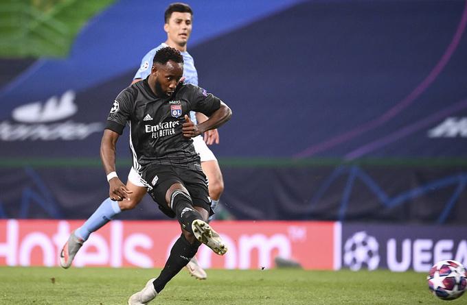 Dembele ghi 4 bàn sau 3 trận đối đầu Man City