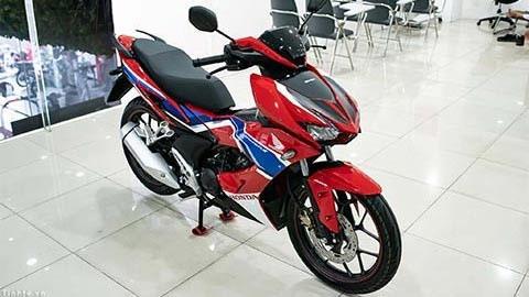 Honda Winner X 2021 thiết kế hầm hố, giá rẻ sắp ra mắt tại VN, quyết đấu Yamaha Exciter 150