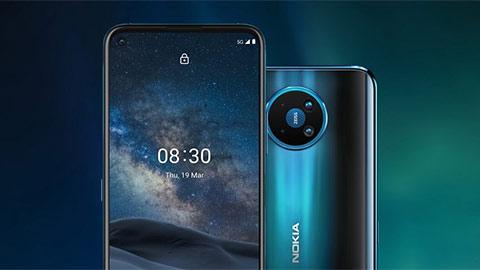 Nokia 8 V 5G lộ điểm sức mạnh Geekbench khiến fan phát sốt