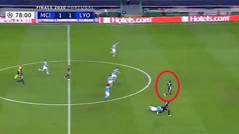 Tranh cãi bàn thắng thứ hai của Lyon: VAR chống lại Man City?