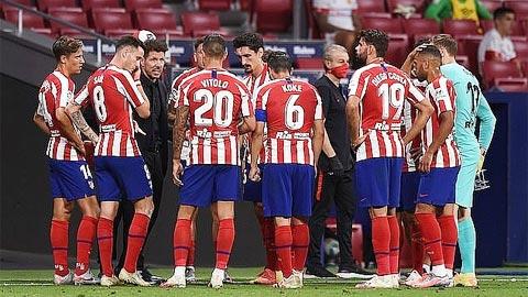 Nghịch lý Atletico Madrid: Vung tiền... bán chất, mua thất bại