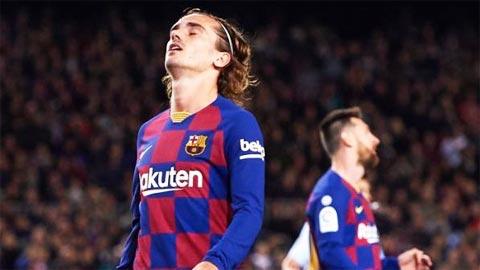 Sự lãng phí của Barca là tội ác