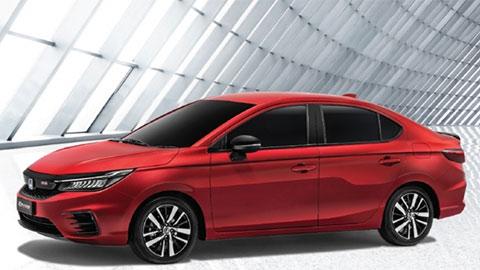 """Honda City 2020 đẹp long lanh, giá """"mềm"""" sắp về VN, đấu Toyota Vios, Hyundai Accent"""