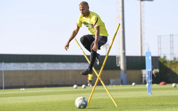 Barca đang tập luyện quá nhẹ nhàng
