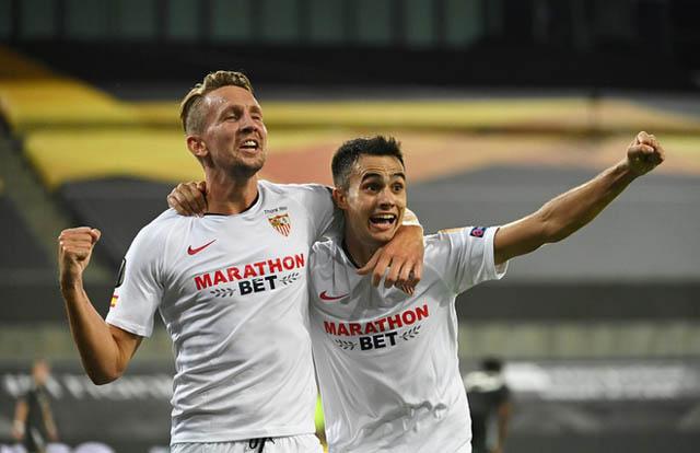 Sevilla vào chơi trận chung kết là hoàn toàn xứng đáng