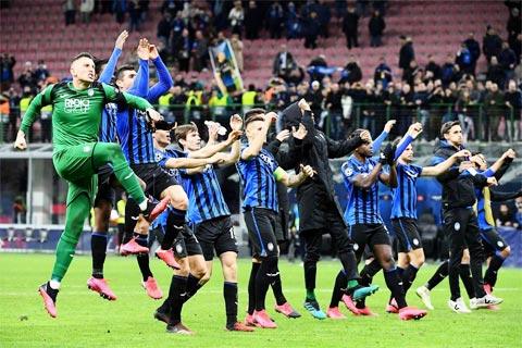 Không cầu thủ Italia nào ghi bàn trong chiến công của thầy trò Gasperini ở mùa giải này