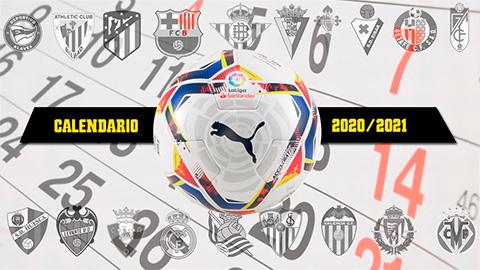 Barca, Real 'thở phào' khi lịch thi đấu La Liga 2020/21 được công bố