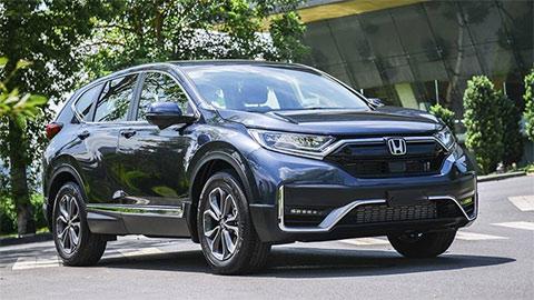 Honda CR-V 2020, Toyota Fortuner, Mitsubishi Pajero Sport giảm giá hơn 200 triệu đồng, chống ế mùa dịch