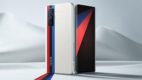 Vivo iQOO 5 5G ra mắt chip Snap 865, RAM 12GB, pin 4500mAh, giá siêu hấp dẫn