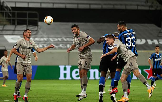 Bàn thắng thứ 2 của Inter