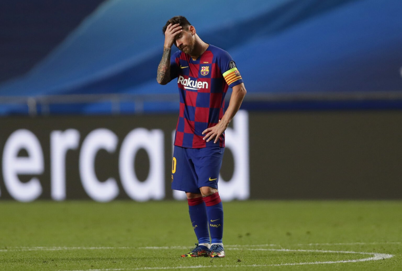 Sai lầm đầu tiên của Setien là không coi Messi là đặc biệt