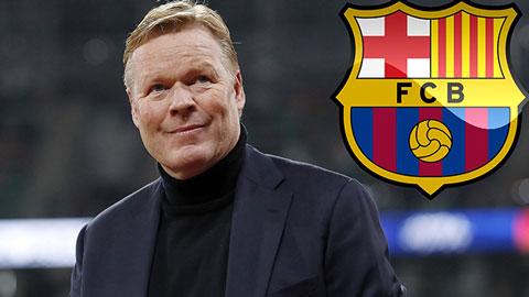 Chủ tịch Barca thừa nhận Koeman sẽ là tân HLV trưởng