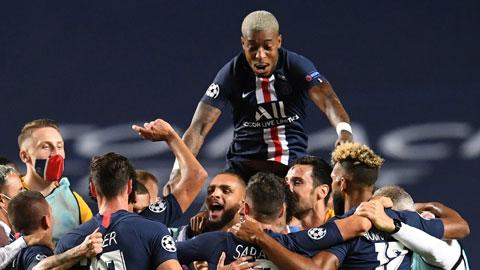 PSG hiên ngang tiến vào chung kết Champions League: Chiến tích lịch sử
