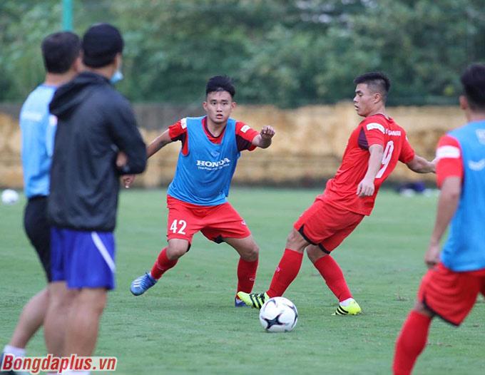 Đây là đợt tập trung thứ hai của HLV Park Hang-seo với đội tuyển sẽ đá SEA Games 31 năm sau trên sân nhà. Nhà cầm quân người Hàn Quốc cho biết mục tiêu của đội là bảo vệ thành công HC vàng.
