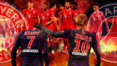 Bayern đối đầu PSG: Lịch sử đang quay lưng lại với Hùm xám