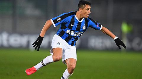 Alexis Sanchez sẽ dự trận chung kết Europa League