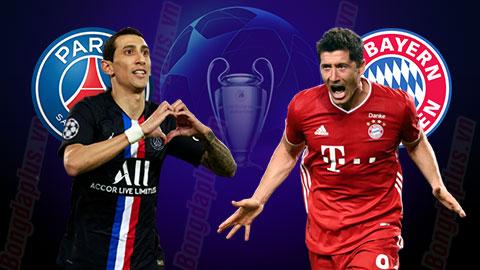 Nhận định bóng đá PSG vs Bayern Munich, 02h00 ngày 24/8