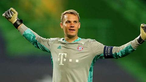 Neuer: Bayern hiện tại mạnh hơn lứa vô địch Champions League 2013