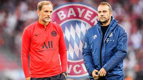 Bayern vs PSG: Cuộc đấu trí của hai'nguyên soái Đức'