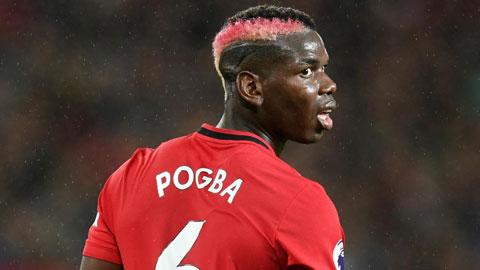 M.U mời Pogba gia hạn hợp đồng 3 năm