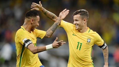 PSG vs Bayern: Neymar và Coutinho, tri kỷ đối đầu