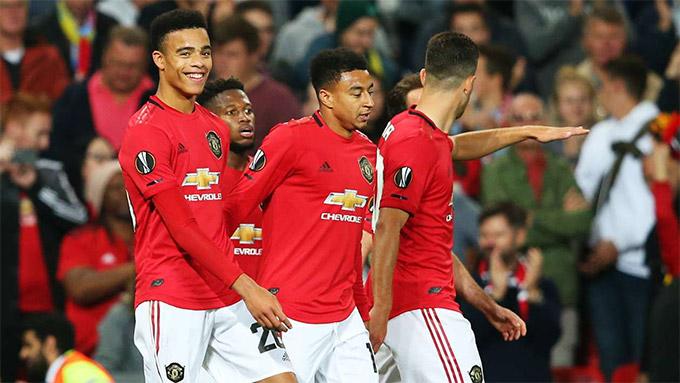M.U ghi dấu ấn tại Europa League mùa này