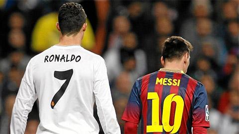 Nếu rời Barca, Messi giống và khác Ronaldo ở điểm gì?