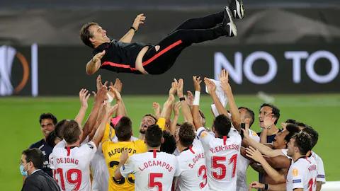 Thấy gì từ chức vô địch Europa League 2019/20 của Sevilla?