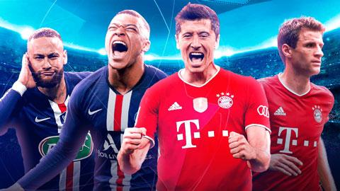 3 màn đối đầu đáng chờ đợi ở trận chung kết Champions League giữa Bayern và PSG