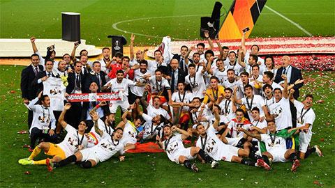 Sevilla vào nhóm hạt giống số 1 của Champions League 2020/21