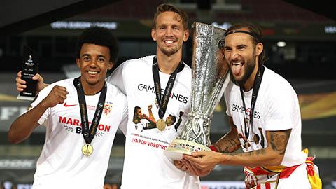Các cầu thủ đóng góp thế nào vào chức vô địch Europa League của Sevilla?