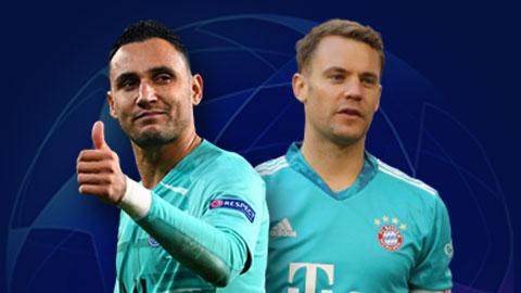 Navas vs Neuer:  Đỉnh châu Âu trong tay người gác đền