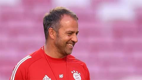 Hansi Flick: 'Bayern sẽ không thay đổi nhiều'
