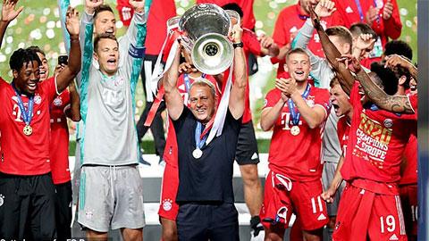 HLV Flick chẳng lo vá lỗ hổng nơi hàng thủ Bayern là đúng hay sai?