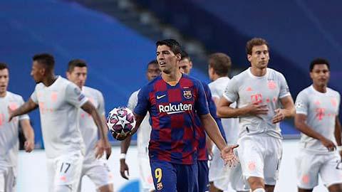 Barca sẽ hủy hợp đồng với Suarez, Koeman bắt đầu cuộc thanh trừng